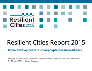 Resilient Cities Report 2015